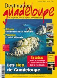 Couverture du n° : 12 Les Îles de Guadeloupe