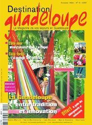 Couverture du n° : 15 La Guadeloupe, entre tradition et innovation