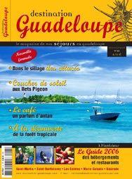 Couverture du n° : 21 Le magazine de vos séjours en Guadeloupe