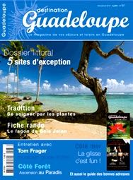 Couverture du n° : 37 Le littoral : 5 sites d'exception